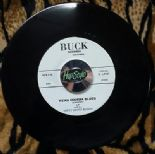 "45Rpm✦LP & HIS DIRTY WHITE BUCKS✦""Mean Mama Blues""Great Uk Rockabilly Band.Hear♫"